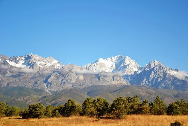 登上玉龍雪山,感受不一樣的高度