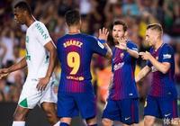 德烏洛費烏上場時梅西建議:你去右路效果更佳!