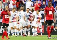 金盃賽:美國VS牙買加 (7月4日9:00開賽)