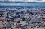 高空拍攝北京天際線,商務區,故宮等地標,見證大北京宏偉氣象!