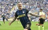 足球——意甲聯賽:國際米蘭戰平AC米蘭