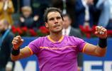 網球——巴塞羅那公開賽:納達爾晉級決賽