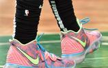 各種特殊配色的kyrie 5 歐文季後賽上腳球鞋一覽