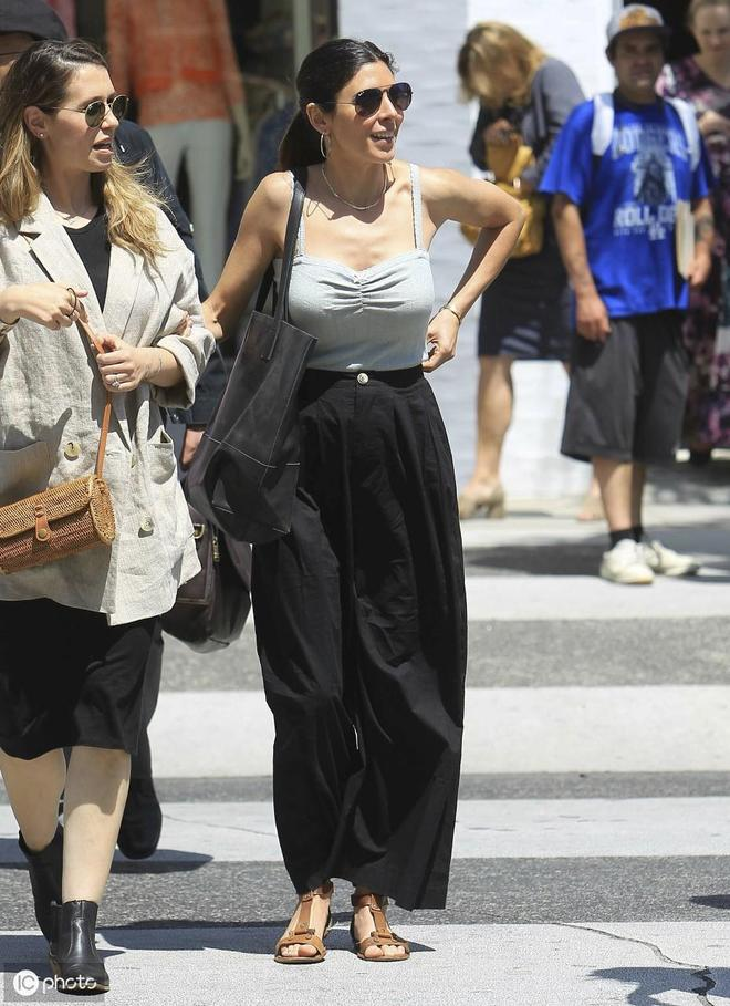 Jamie-Lynn Sigler出現在加利福尼亞州洛杉磯。
