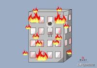 發生火災,小夥墜樓身亡,家屬讓全體業主賠償,合不合理?