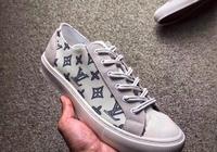 LV和藤原浩又出來搞事情了 低幫TATTOO 運動靴-Monogram