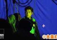 綠巨人版鋼鐵俠,韓東君吊鋼絲想要上天!