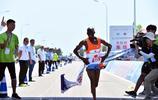 馬拉松——榮成濱海國際馬拉松賽開跑