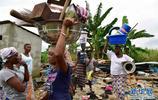科特迪瓦南部強降雨引發洪災致8人死亡