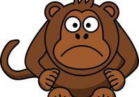 猴子就是猴子,即使讀再多的雞湯,也只是猴子
