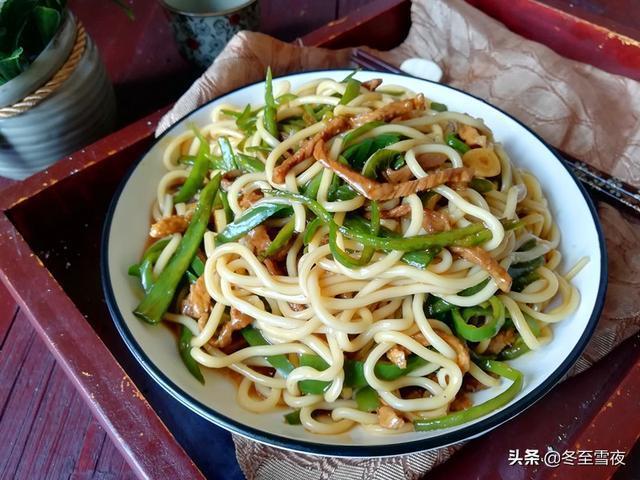 正月初七要吃麵條,教你8種麵條的做法,收藏好,做給家人吃
