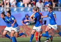 女足世界盃:意大利女足VS荷蘭女足