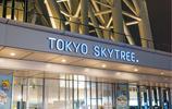 去東京天空之樹看場美美的夜景~
