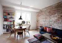 優雅的華沙小公寓