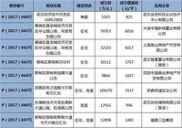 武漢:蔡甸、盤龍城地塊血拼致系統崩潰!地產集團和越秀很受傷