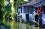 江南古鎮只知道蘇州嘉興?無錫這個古鎮被稱為小蘇州銀盪口