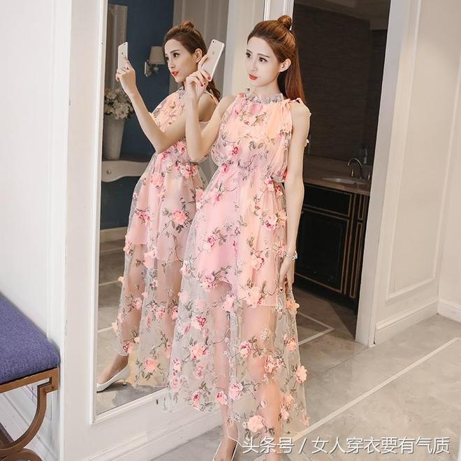90後的你,這10件連衣裙買回家了嗎?小碎花清新的同時也可以很甜美
