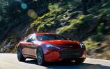 汽車展覽:阿斯頓·馬丁Rapide S豪華跑車圖集
