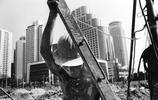 老照片:90年代中國最發達的城市