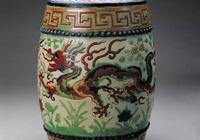 不看這一篇,如何能懂嘉靖青花五彩瓷器文物鑑定!瓷器鑑定真知堂