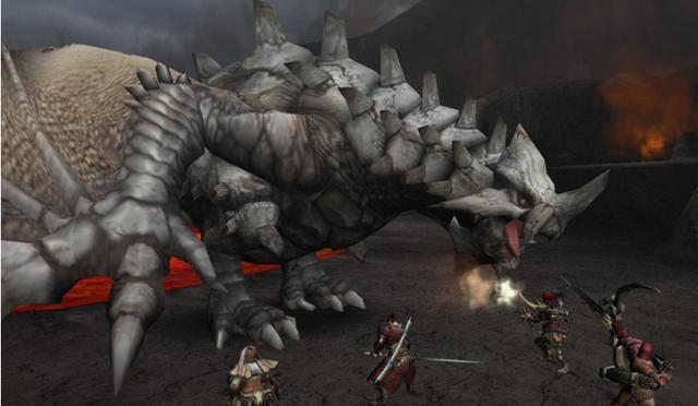 《怪物獵人》中令近戰獵人抓狂的怪物