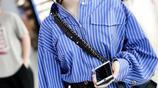 """""""錦鯉少女""""楊超越夏季機場合集,清一色短褲,網友:短褲錦鯉!"""