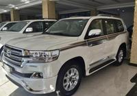 19款豐田蘭德酷路澤4500柴油版油箱加熱功能
