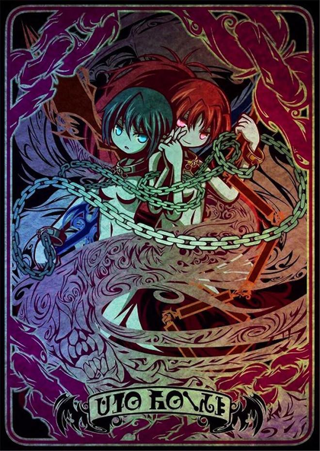 20張《魔法少女小圓》角色卡牌照,你喜歡哪張?