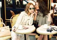 顯瘦必備!穿出巴黎女人優雅範,有這一件單品就夠啦!