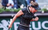 網球——法網:哈勒普晉級女單第三輪