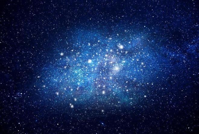 浩瀚的星雲大宇宙