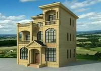 80萬帶裝修能在農村建出這樣的房子,城裡人都看呆了!