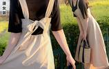 隨性慵懶又不失優雅!一條棉麻連衣裙,輕鬆穿出清新減齡文藝範