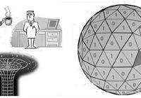 """霍金輻射,與霍金的""""軟毛黑洞"""""""