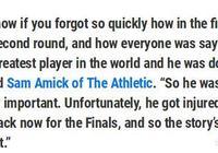 """5月22日,勇士老闆採訪表示""""我相信杜蘭特總決賽能復出"""",這句話什麼意思?"""