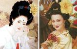 曾比劉曉慶還紅,因長得太美險被削鼻子,52歲和兒子合照似情侶