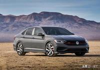 看新一代速騰GLI長啥樣,網友:這車能跟高爾夫GTI比嗎