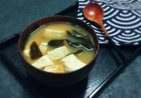 日式味噌湯的做法