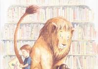 繪本屆最著名的獅子——繪本推薦《圖書館獅子》
