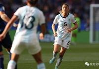 女足世界盃:阿根廷女足望順利開「蘇」