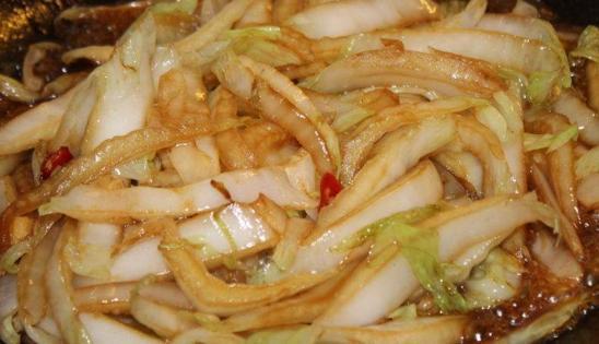 白菜的最佳做法,好吃又便宜,還可以瘦身,一上桌就被搶光了
