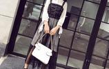 適合25-35女性10款時尚氣質連衣裙,讓你穿出不同自己的美