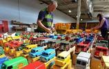 玩具車也能拍出天價,外國男子發家致富就靠它了