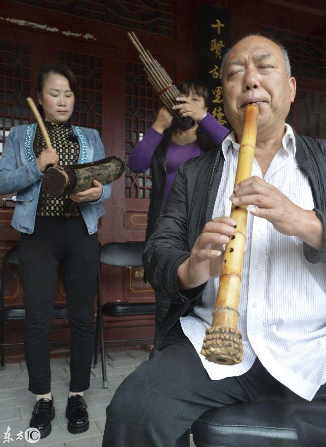 日本《讀賣新聞》轉引美聯社圖片中的中國文物古蹟