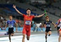 男子4乘100米接力跑進38秒有多難?亞洲僅7次,中國4次日本3次