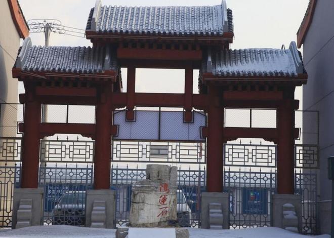 清朝的建築