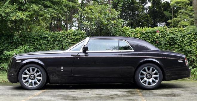 汽車圖集:勞斯萊斯幻影汽車