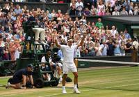天王歸來!費德勒3:0勝西里奇獲溫布爾登網球公開賽冠軍!