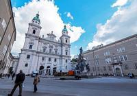 薩爾茨堡大教堂:政教合一的見證者