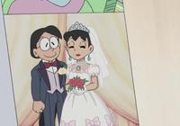 哆啦A夢:20年後靜香懷孕生下大雄的小孩,小孩竟然是大雄自己!